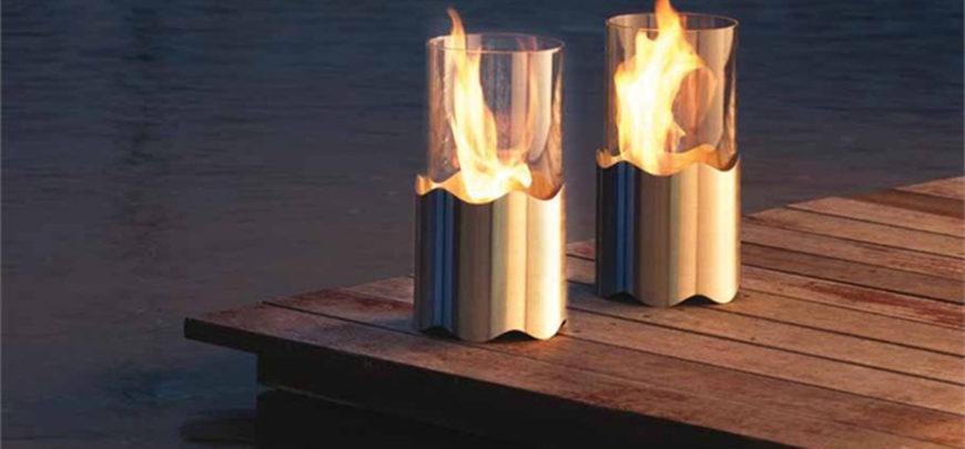 Lanterna a bioetanolo: originale idea regalo!