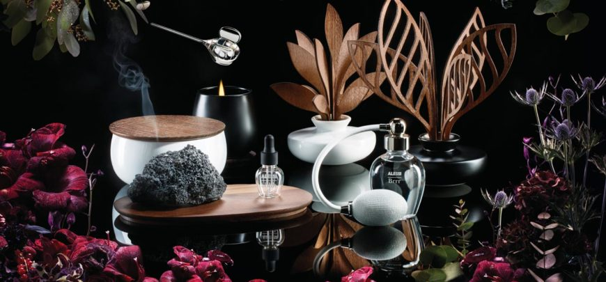 The Five Seasons by Alessi