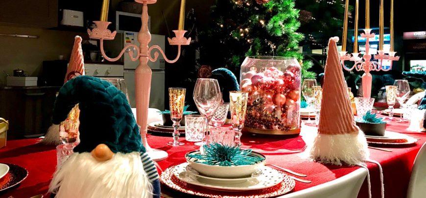 La tavola di Natale 2020