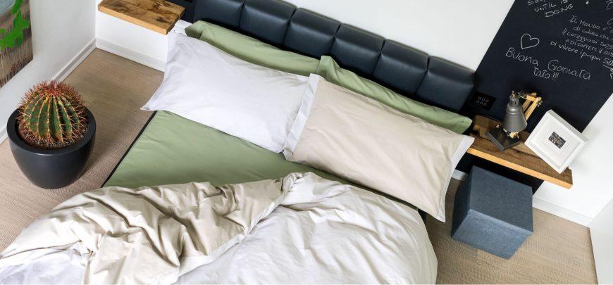 Come vestire il letto